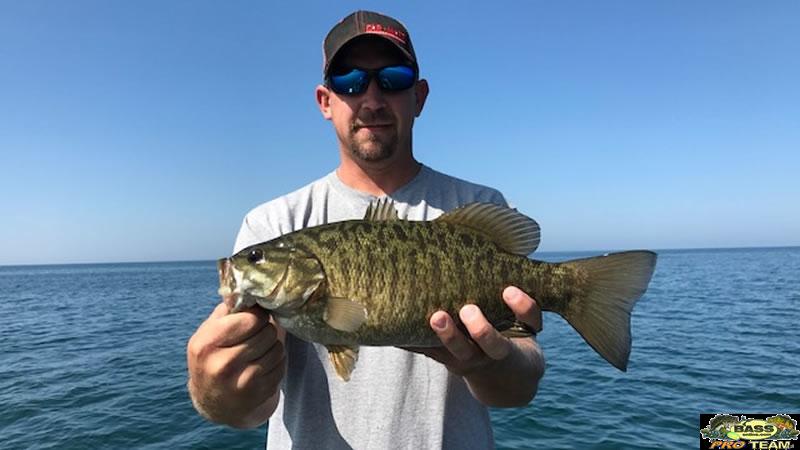 September Smallmouth Bass Fishing