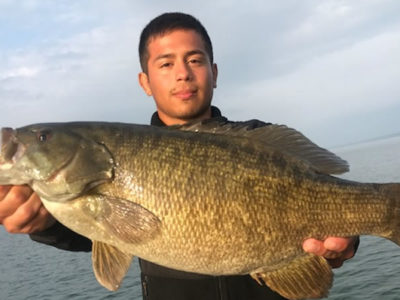 Trophy Smallmouth Bass Fishing