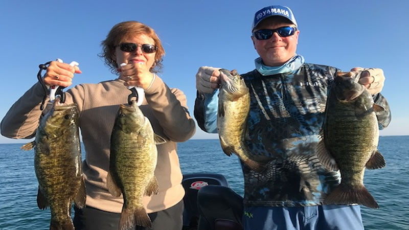Unforgettable Smallmouth Bass Fishing